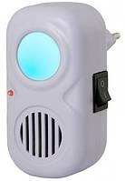 Ультразвуковой отпугиватель ultraphone электронный кот грызунов, мышей, крыс, фото 1