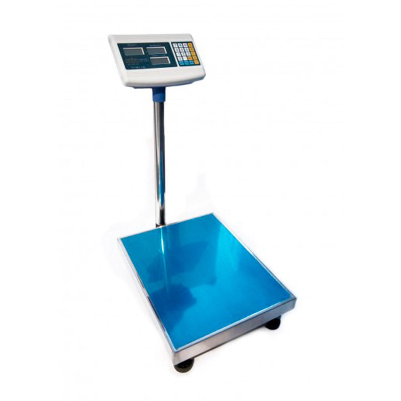 Электронные торговые весы до 100 кг, товарные платформа, базарные до 100кг