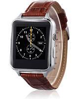 Смарт часы Smart Watch Zaoyi X7 Black Умные часы телефон, фото 1