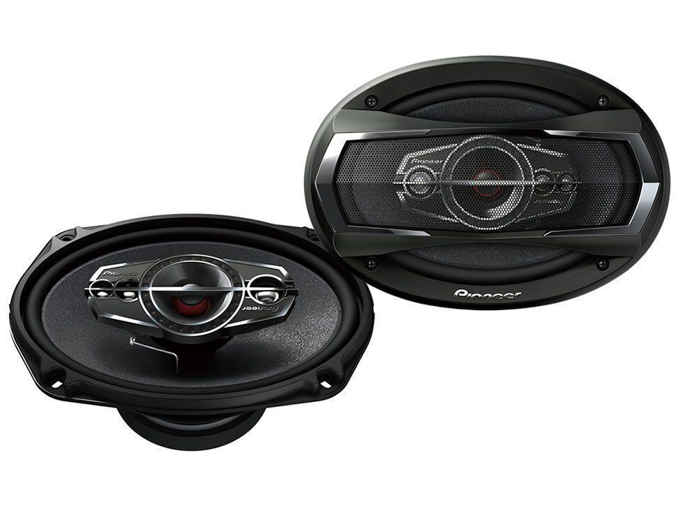 """Автомобильная акустика Pioneer TS-6995 600W автомобильные колонки 6""""x9"""", 16x24 см"""