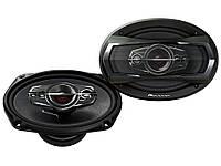 """Автомобильная акустика Pioneer TS-6995 600W автомобильные колонки 6""""x9"""", 16x24 см, фото 1"""
