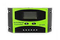 Солнечный контроллер UKC LD-510A 10A c Lcd дисплеем Solar Charge controller для солнечных панелей установок