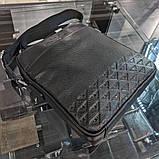 Сумка через плечо Giorgio Armani CK903 черная, фото 2