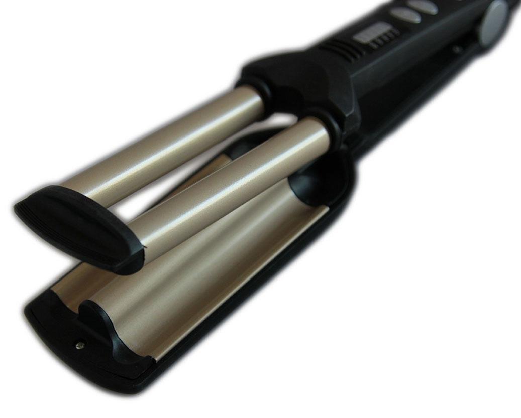 Тройная плойка волна Babyliss Pro GBR Wave Envy DT-2021 для укладки волос Бебилис Стайлер для волос волнами