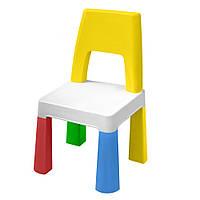 "Детский стульчик POPPET ""Колор Йеллоу"" желтый, фото 1"