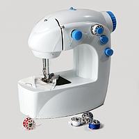 Мини Портативная швейная машинка 4 в 1 201, как на TV, Портативна швейна машинка Соу Віз, фото 1