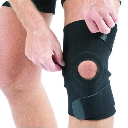 Фиксатор коленного сустава Kosmodisk Knee Support ( Космодиск для колена ) наколенник