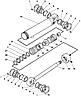Группа 34. Управление рулевое Подгруппа 3405. Гидроцилиндр Ц63 (63х30-200)