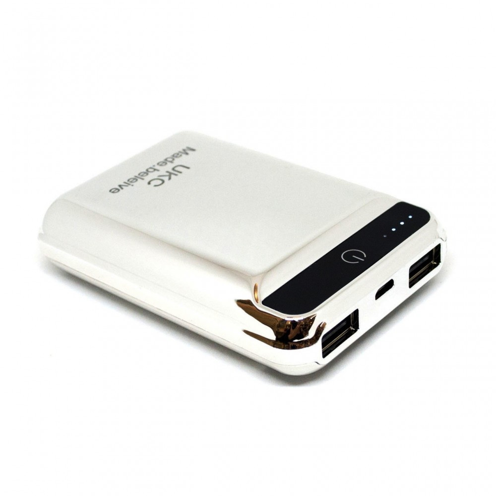 Портативная зарядка Power Bank Z087 10400 mAh УМБ аккумулятор зарядное