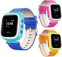 Умные детские часы Smart Baby Watch Excelvan Q60 с функцией GPS трекера, фото 1