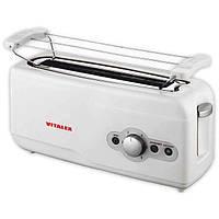 Тостер Vitalex VL-5016 тостер для дома ( Виталекс ), фото 1