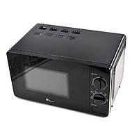 Микроволновая печь Domotec MS-5332 700W 20л, Black Микроволновка Черная, фото 1