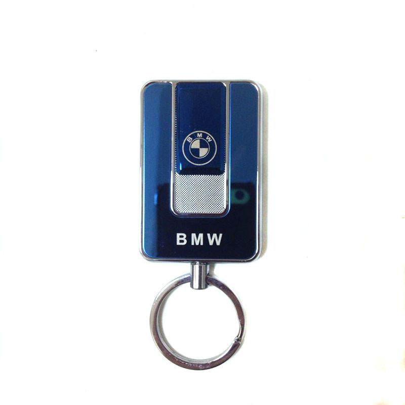 Электронная зажигалка импульсная от USB 811 BMW электрическая аккумуляторная Бмв дуга