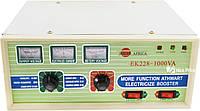 Автомобильный преобразователь напряжения Solar Africa SI-1000VA 1000W авто инвертор 12V-220V с зарядным, фото 1