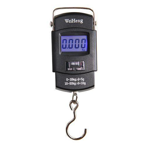 Электронные кантерные весы безмен WH-A08 от 10 г до 50 кг A8, A08