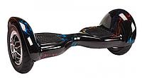 """Гироскутер гироборд Smart Balance Wheel 10"""" i10 с автобалансом и пультом Bluetooth Цветная молния, фото 1"""