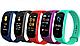 Фитнес браслет Xiaomi Mi Smart Band M5, шагомер, фитнес трекер, пульсометр, фото 3