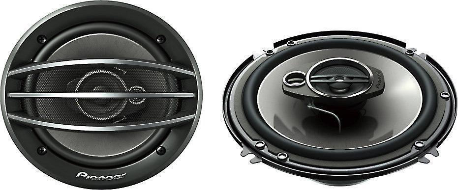"""Автомобильная акустика Pioneer TS-1674 800W автомобильные колонки 6"""", 16 см"""