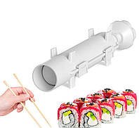 Форма для приготовления роллов и суши Bazooka Sushezi, сушимейкер, ролл машинка Sushi bazuka, фото 1