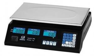 Весы торговые электронные до 50 Кг ACS