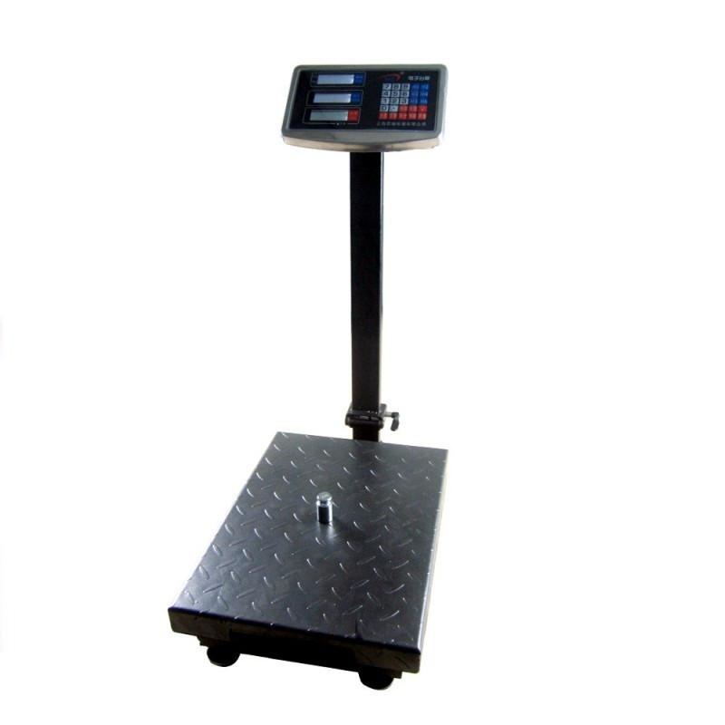 Усиленные весы до 600кг FOLD 45X60 6V усиленная платформа с металлической головой