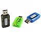 Внешняя звуковая карта USB 2.0 3d Sound 5.1, фото 6