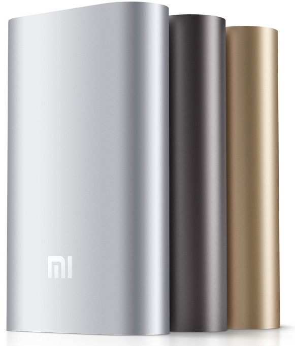 Xiaomi 20800 Оригинал! Универсальное зарядное устройство  Power bank MI 20800mAh.