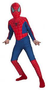 Детский карнавальный костюм Человек паук. Костюм человека паука. Spider man