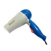 Складной фен для волос Domotec MS-1390 1000W, фото 1