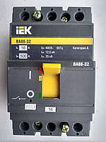 Автоматичний вимикач ВА88-32 16А щитової