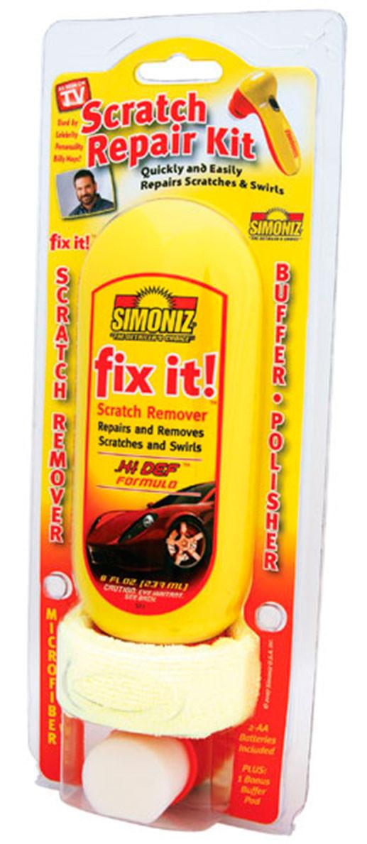Средство для удаления царапин Scratch Repair Kit Fix it