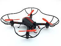Радиоуправляемый мини квадрокоптер Dragonfly Drone mini 407, X6 с пультом управления, фото 1