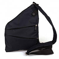 Мужская сумка мессенджер Cross Body Black (Кросс боди) Черная, фото 1