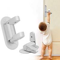 Универсальный детский замок BingoKid Door Lever Lock для дверных ручек, фото 1