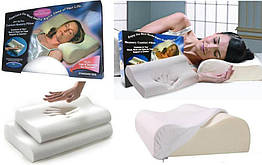 "Ортопедична подушка з пам "" яттю Memory Foam"