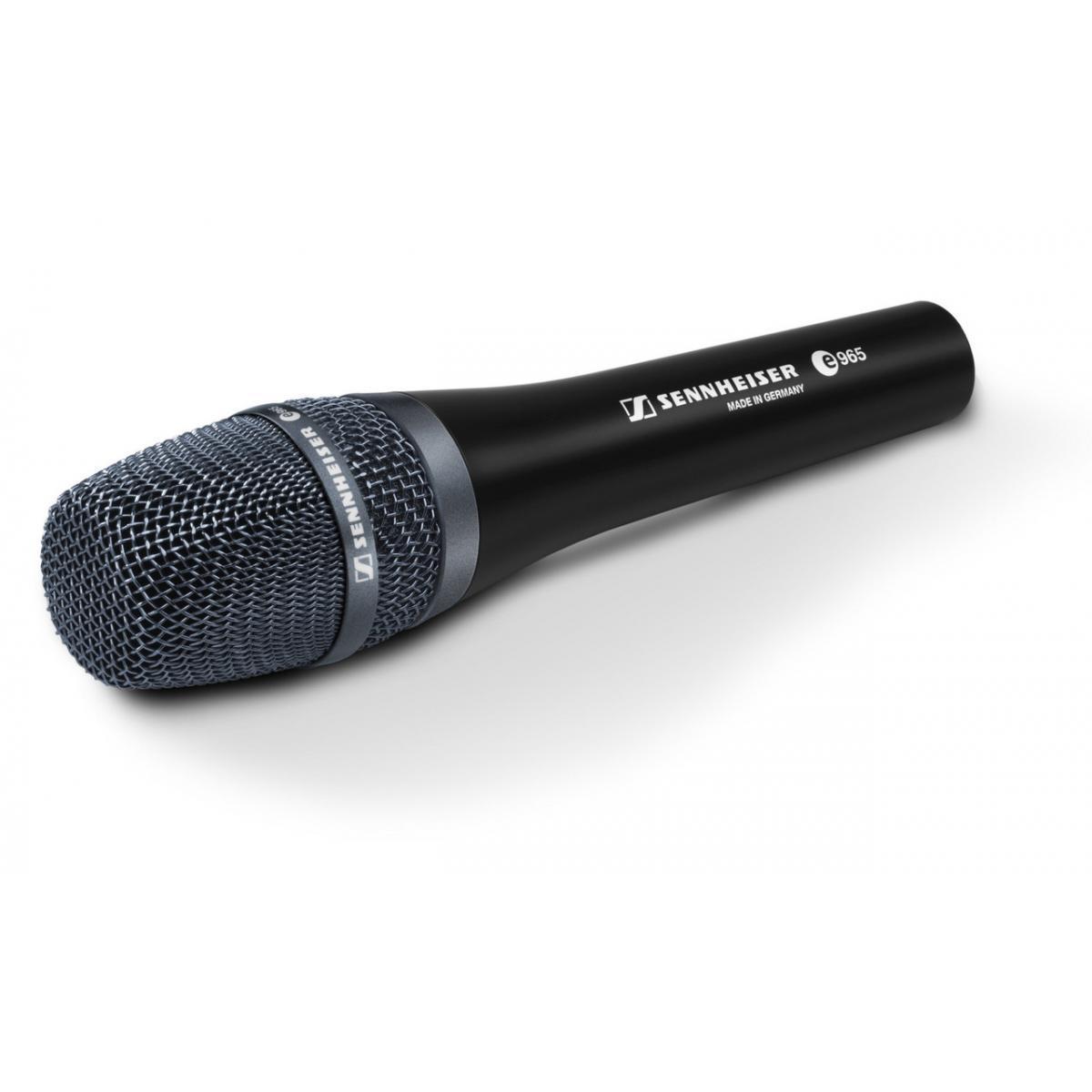 Ручной проводной микрофон Sennheiser Evolution E965, вокальный