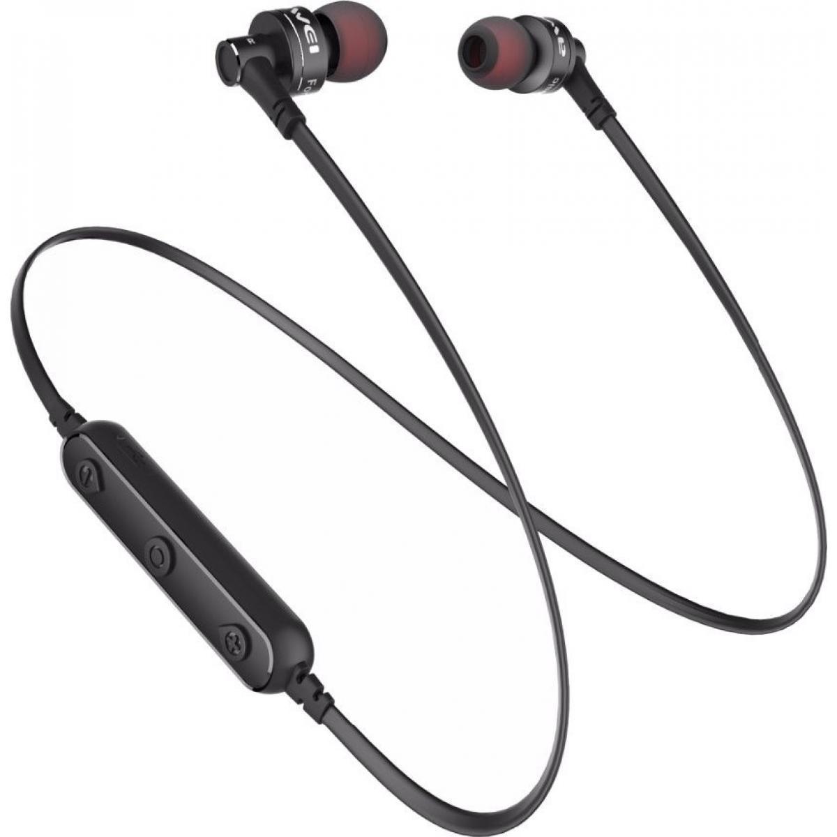 Беспроводные Bluetooth наушники Awei B980BL Black, черные