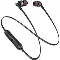 Беспроводные Bluetooth наушники Awei B980BL Black, черные, фото 1