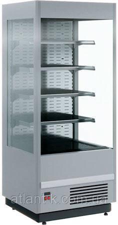 Витрина пристенная холодильная ВХСп - 0,7 Carboma Cube  FC20-07