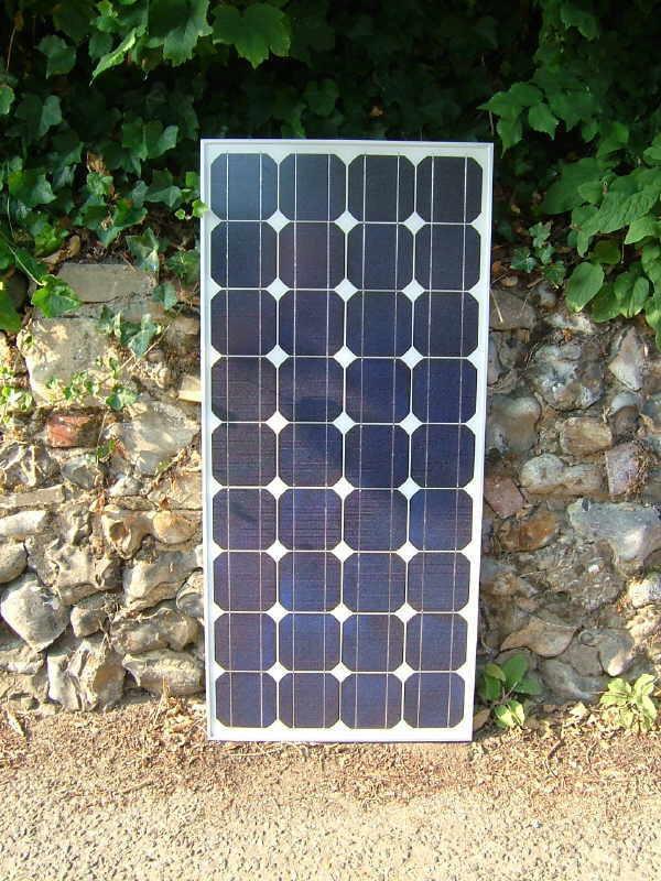 Солнечная панель Solar board 100W 12V (солнечная батарея)