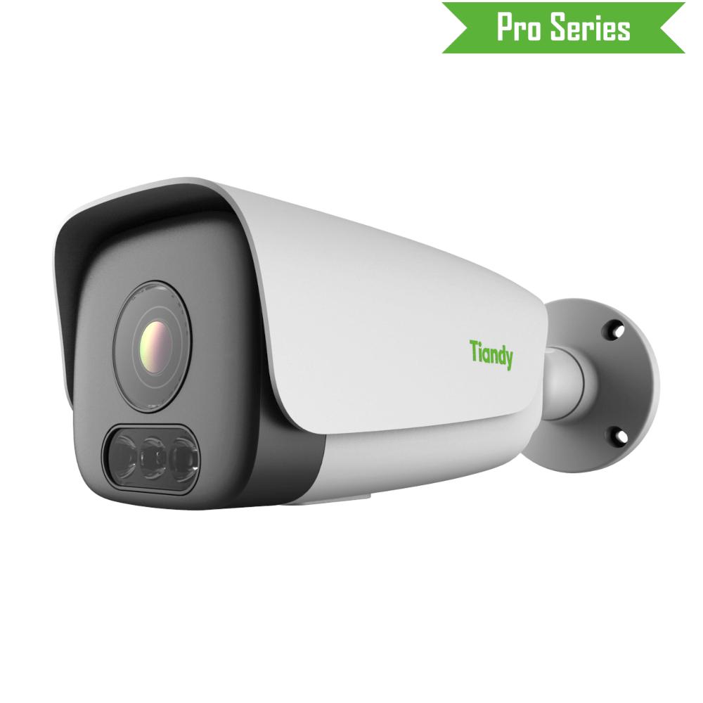 IP камера Tiandy TC-C34LP Spec:I8/A/E/Y/M/H/2.7-13.5mm 4МП Цилиндрическая камера