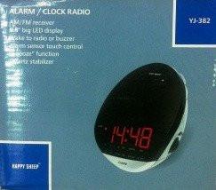 Часы Радиоприемник Happy Sheep YJ-382