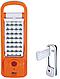 Светодиодная лампа аккумуляторная переносная, фонарь YJ-6812 TP 32 LED, фото 5