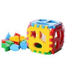 """Іграшка куб """"Розумний малюк ТехноК""""  арт 0458"""