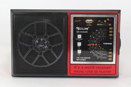 Портативный радио приемник RX 132