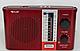 Радиоприемник радио FM ФМ Golon  RX F12, фото 3