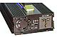 Инвертор с зарядкой, преобразователь напряжения NIPPOTEC CP-2500W, 12/220, фото 3