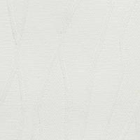 Вертикальные жалюзи ткань Жаккард блэк-аут белый