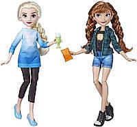 Куклы Дисней Эльза и Анна Disney Princess Ralph Breaks The Internet Movie Dolls, Elsa & Anna Dolls
