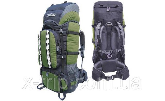 Купить рюкзак тэрра инкогнита mountain 100 непромокаемый горный рюкзак бундесвер